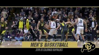 University of Colorado Athletics TV Spot, 'Versus Washington State' - 27 commercial airings