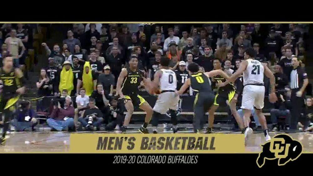 University of Colorado Athletics TV Commercial, 'Versus Washington State'