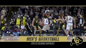 University of Colorado Athletics TV Spot, 'Versus Washington State' - 27 commercial airings