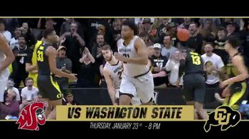University of Colorado TV Spot, 'Versus Washington State'