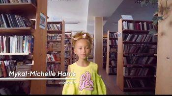 First Book TV Spot, 'ABC: A Good Book Can Transport You'