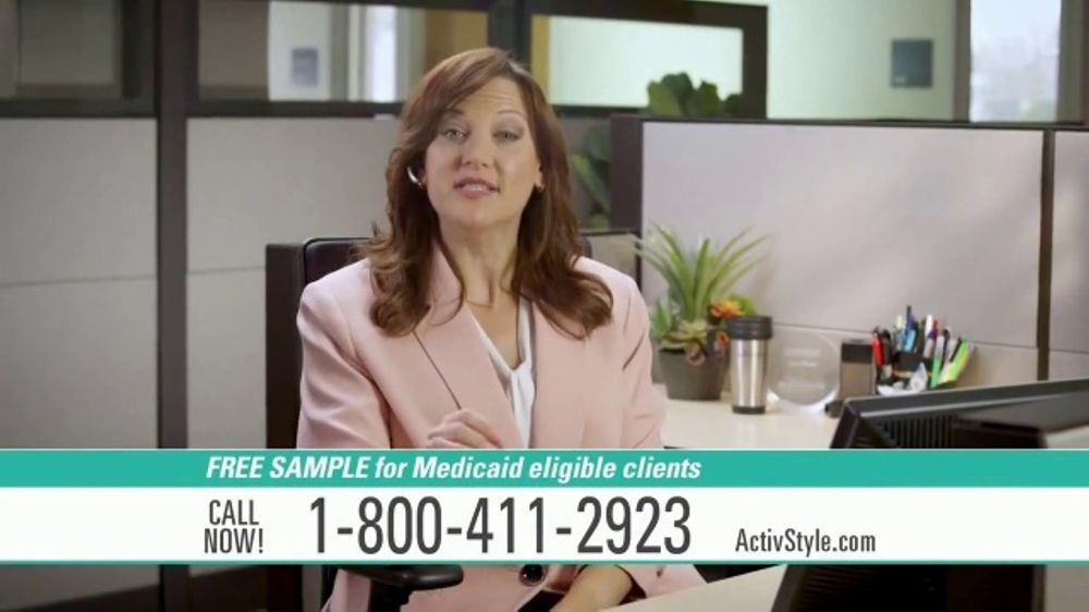 ActivStyle TV Commercial, 'Bladder Control and Incontinence Products'