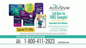 ActivStyle TV Spot, 'Bladder Control and Incontinence Products' - Thumbnail 10