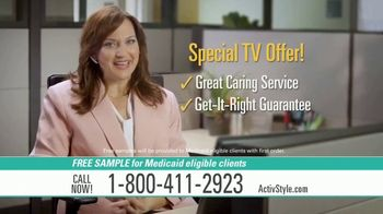 ActivStyle TV Spot, 'Bladder Control and Incontinence Products' - Thumbnail 9