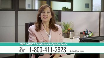 ActivStyle TV Spot, 'Bladder Control and Incontinence Products'