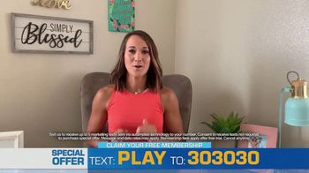 Beachbody On Demand TV Spot, 'Just Press Play: 25 Pounds, 16 Inches'