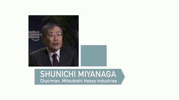 Mitsubishi Heavy Industries Group TV Spot, 'Sustainable Energy Mix'