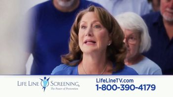 Life Line Screening TV Spot, 'Pearly Gates' - Thumbnail 10