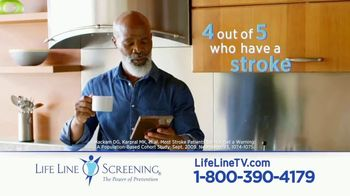 Life Line Screening TV Spot, 'Pearly Gates' - Thumbnail 6