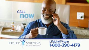 Life Line Screening TV Spot, 'Pearly Gates' - Thumbnail 7