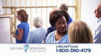 Life Line Screening TV Spot, 'Pearly Gates' - Thumbnail 9