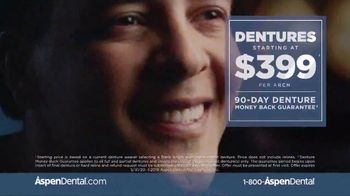 Aspen Dental TV Spot, \'Yes: A.J.\'