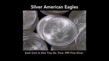 Monex Precious Metals TV Spot, 'Silver American Eagles: Investors'