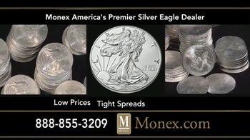 Monex Precious Metals TV Spot, 'Silver American Eagles: Investors' - Thumbnail 6