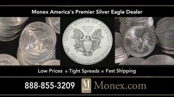 Monex Precious Metals TV Spot, 'Silver American Eagles: Investors' - Thumbnail 7
