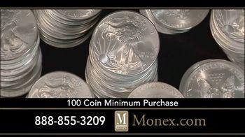 Monex Precious Metals TV Spot, 'Silver American Eagles: Investors' - Thumbnail 9