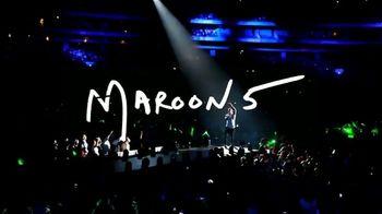Bud Light Super Bowl Music Fest TV Spot, '2020 Miami: American Airlines Arena: Maroon 5'