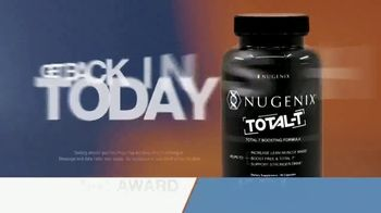 Nugenix TV Spot, 'Harder to Get In Shape'