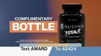 Nugenix TV Spot, 'Harder to Get In Shape' - Thumbnail 4