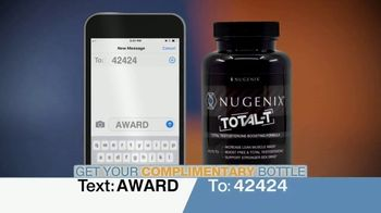 Nugenix TV Spot, 'Harder to Get In Shape' - Thumbnail 8
