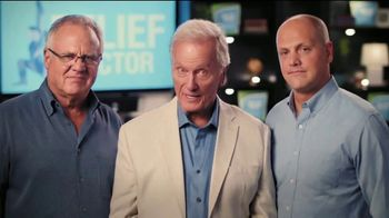 Relief Factor TV Spot, 'Number One Reason' Featuring Pat Boone