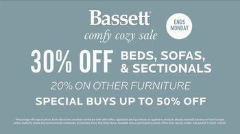 Bassett Comfy Cozy Sale TV Spot, 'Join Us: 30 Percent' - Thumbnail 7