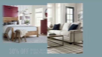 Bassett Comfy Cozy Sale TV Spot, 'Join Us: 30 Percent' - Thumbnail 4