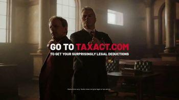 TaxACT TV Spot, 'TaxAct Goes to Court. Verdict: Surprisingly Legal.' - Thumbnail 10