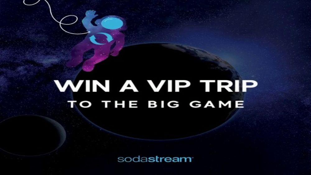 SodaStream: Teaser: Spaceman Trip