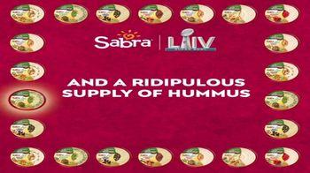 Sabra Super Bowl 2020 Teaser, 'Dip, Watch, Win: Ridipulous Supply of Hummus' - Thumbnail 3