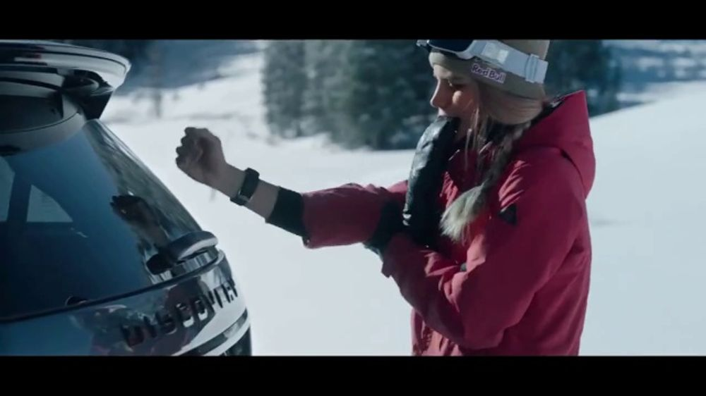 2020 Land Rover Discovery Sport TV Commercial, 'Play Harder: Activity Key' Ft. Maddie Mastro [T2]