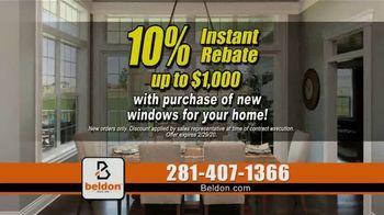 Beldon Windows TV Spot, 'Instant Rebate and Gift Card' - Thumbnail 4