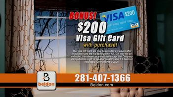 Beldon Windows TV Spot, 'Instant Rebate and Gift Card' - Thumbnail 7