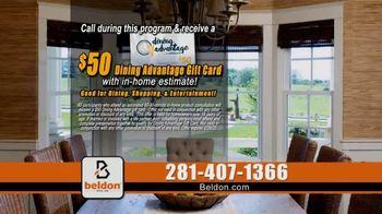 Beldon Windows TV Spot, 'Instant Rebate and Gift Card' - Thumbnail 8