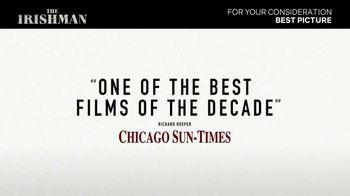 Netflix TV Spot, 'The Irishman' - 40 commercial airings