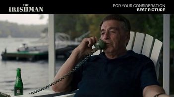 Netflix TV Spot, 'The Irishman' - Thumbnail 3