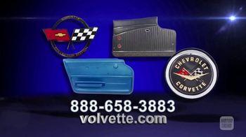 Volunteer Vette Products TV Spot, 'Corvette Parts' - Thumbnail 1