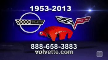 Volunteer Vette Products TV Spot, 'Corvette Parts'