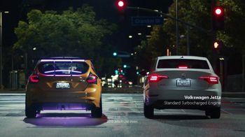 2019 Volkswagen Jetta TV Spot, 'Standard Turbocharged Engine' [T2]