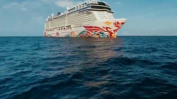 Norwegian Cruise Line TV Spot, 'This Is Just for Us: $1,000 Off' Song by Fitz and the Tantrums - Thumbnail 5