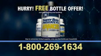 Super Beta Prostate P3 Advanced TV Spot, 'Urgent Message: Bathroom Trips' - Thumbnail 7