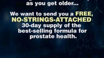 Super Beta Prostate P3 Advanced TV Spot, 'Urgent Message: Bathroom Trips'