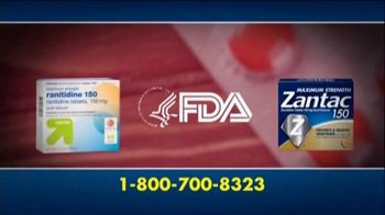 Negligence Network TV Spot, 'Zantac & Ranitidine Lawsuit'