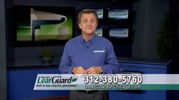 LeafGuard of Chicago 99 Cent Install Sale TV Spot, 'Cold Water' - Thumbnail 7