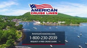 American Cruise Lines TV Spot, 'Grand New England: Done Perfectly' - Thumbnail 8