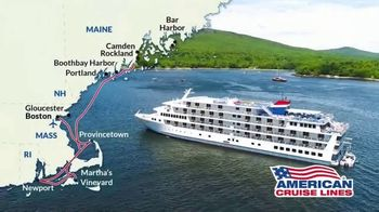 American Cruise Lines TV Spot, 'Grand New England: Done Perfectly' - Thumbnail 2