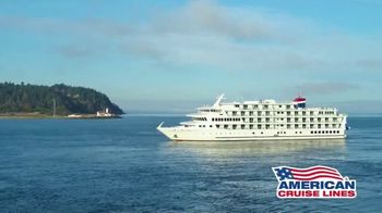 American Cruise Lines TV Spot, 'Grand New England: Done Perfectly'