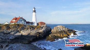 American Cruise Lines TV Spot, 'Grand New England: Done Perfectly' - Thumbnail 5