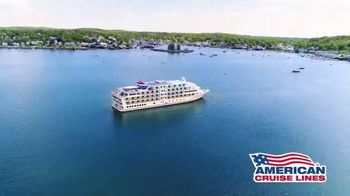 American Cruise Lines TV Spot, 'Grand New England: Done Perfectly' - Thumbnail 6