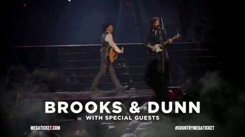 2020 Country Megaticket TV Spot, 'Pre-Sale Ticket Packages' - Thumbnail 2